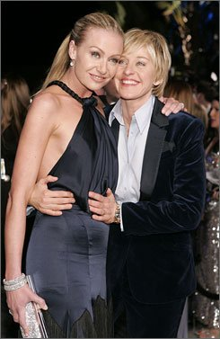 Portia De Rossi Wedding Kiss.Ellen Degeneres Portia De Rossi Married Now Asking For